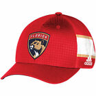 adidas Florida Panthers Red 2017 Draft Structured Flex Hat NHL