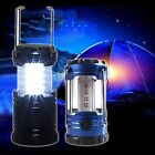 12/30 LED Camping Lamp Torch Battery Operated Lantern Night Light Tent