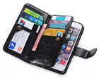 Luxury Slim Wallet Magnetic Leather Flip Case Cover For iPhone 5S 5 SE