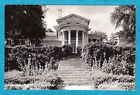 RPPC Photo Garden Home of ARBOR DAY NEBRASKA CITY Ne C292 Postcard Vintage Estat