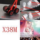 PLEXTONE X34/X38M In-Ear Earbuds Heaphones Headset Stereo Bass With Mic USA