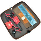 5.5inch Hairdressing Scissors Set Barber Razor Hair Cutting Thinning Scissors