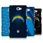 OFFICIAL NFL 2017/18 LOS ANGELES CHARGERS HARD BACK CASE FOR SONY PHONES 4