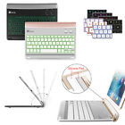 "[ 7-Color Backlit ] Bluetooth Keyboard Cover For Apple iPad 9.7"" 2017 Release"