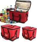 30L / 15L LARGE COOLER COOLING NAVY BAG COOL BOX INSULATED CAMPING FOOD STORAGE