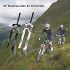 """26"""" Mountain Bike Oil/Spring Front Fork Bicycle Parts Cycling Bike Fork I0P7"""