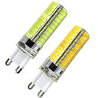 8pcs G9 Bi-Pin 4W 80-5730 SMD LED Light Bulb Dimmable Silicone Crystal Lamp 110V