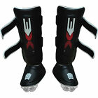 Shin Instep Pads Leg Foot Wear Guards Kickboxing Training Protector UFC 3XSports