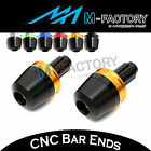 CNC Bar Ends C-Dome Fit Kawasaki ZX-10R Ninja 06-14 09 10 11 12 13 14
