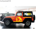 Car Decal Body Covers Decoration Band of Brothers Auto Jeep SUV sticker US Army