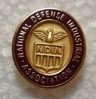 Vintage NDIA National Defense Industrial Association Enamel Lapel Pin