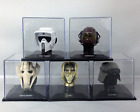 Star Wars Movie Collectable Character Helmet Heads 1:5 Scale Model Boxed Sealed $24.6 CAD