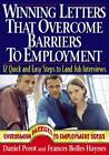 how can communication barriers be overcome - WINNING LETTERS THAT OVERCOME BARRIERS TO EMPLOYMENT - POROT, DANIEL/ HAYNES, FR