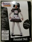 Haunted Doll Girls Halloween Costume