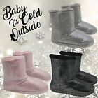 Ladies+Slipper+Boots%2CLadies+Slipper+Booties+Womens+Warm+Fleece+Lined+Ankle+Boots