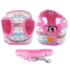 Pet Puppy Small Dog Harness&Leash set for Puppies Chihuahua Terrier Poodle Pug