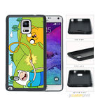 Adventure Time - Galaxy Note 2 3 4 5 Case Cover