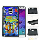 Scooby Doo 1 - Galaxy Note 2 3 4 5 Case Cover