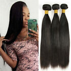 Only 1 Bundle Straight Human Hair Weave Malaysian Remy Virgin Hair Extensions