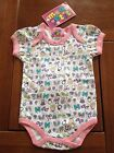 NEW***MON PETIT®Cute Baby GIRLS Quality Short Sleeve One Piece**Pink***6-9 month