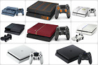 Sony PlayStation 4 PS4 CONSOLE / LIMITED EDITION - 500GB & 1TB  - PRE-OWNED