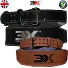 Weight Lifting Belt Gym Power Back Supports Fitness Workout Exercise 3XSports