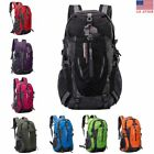 40L Waterproof Alfresco Sport Hiking Camping Travel Backpack Daypack Rucksack Bag