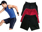 Jerzees 131M BLACK NAVY DARK BLUE or RED Cotton Gym Board Sh