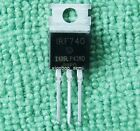 50pcs New IRF740 Power MOSFET N-Channel IR TO-220