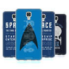 OFFICIAL STAR TREK SHIPS OF THE LINE SOFT GEL CASE FOR LG PHONES 2