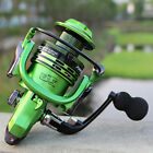 13+1 14BB Ball Right Left Handle Saltwater Freshwater Fishing Spinning Reel Tool