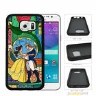 Disney Beauty and the Beast 1 Samsung Galaxy S6 Edge / Edge Plus Case Cover