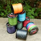 2017 Brand New 8 Strands 300M-1000M PE Dyneema Braided Fishing Line 12LB-160LB
