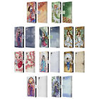 OFFICIAL MEREDITH DILLMAN FAIRY 2 LEATHER BOOK WALLET CASE FOR HTC PHONES 2