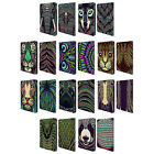 HEAD CASE DESIGNS AZTEC ANIMAL FACES LEATHER BOOK WALLET CASE FOR APPLE iPAD