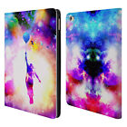 OFFICIAL HAROULITA FANTASY 2 LEATHER BOOK WALLET CASE COVER FOR APPLE iPAD