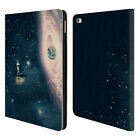 OFFICIAL PAULA BELLE FLORES SURREAL SPACE LEATHER BOOK CASE FOR APPLE iPAD