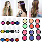 HOT Hair Chalk Easy Temporary Non-toxic Hair Dye Powdery Cake Soft Hair Pastels