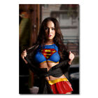 W0184 Megan Fox Transformers Actress Star Model Super Girl Movie Poster - Time Remaining: 1 day 15 hours 36 minutes 14 seconds