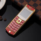 MAFAM A8 Luxury metal body car logo dual sim Cell phone Mobile phone Unlocked