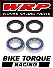 BMW R1150R Rockster 2002 - 2005 WRP Front Wheel Bearing Kit
