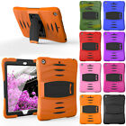 Water Resistant Rugged Shockproof Armor Stand Case Cover For iPad Mini 1 2 3 4