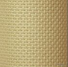 AIDA CROSS STITCH FABRIC 11 & 14  COUNTS   CAMEL COLOR
