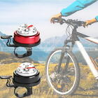 Sport Bike Bicycle Bell Horn Ring Alloy Plastic Cycling Alarm with Compass NEW