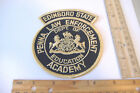 ~EDINBORO STATE~PENNA. LAW ENFORCEMENT ACADEMY~PENNSYLVANIA FABRIC PATCH~