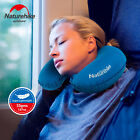 Naturehike Travelling inflatable U pillow Neck Rest Plane Compact Air Cushion