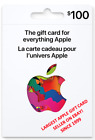 CANADIAN APPLE ITUNES CANADA CANADIAN ITUNES GIFT CARD MUSIC MOVIE APP TV $100
