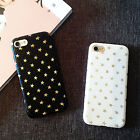 """For Iphone 7/8 4.7"""" Cover Case Shockproof Soft TPU Rubber Full Back Stars Skin"""