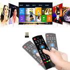 Android TV Box Wireless Remote Control Keyboard Air Mouse 2.4ghz for PC TV