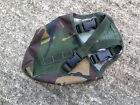 UK BRITISH ARMY SURPLUS ISSUE DPM IRR PLCE ENTRENCHING TOOL WEBBING POUCH,SPADE